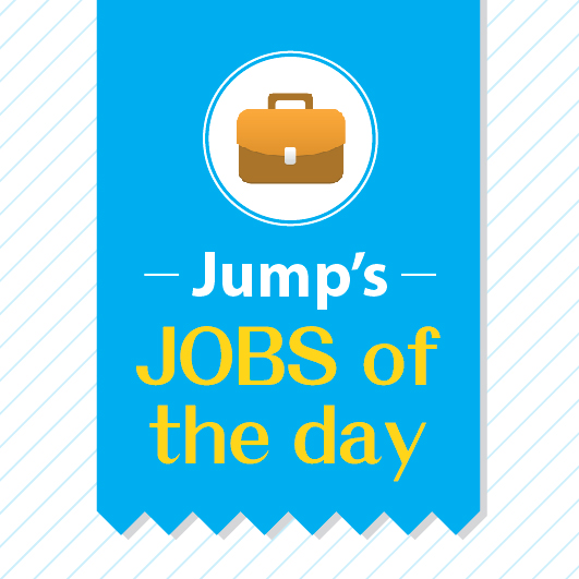 jobs of the day